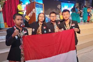 Pelajar Indonesia Juarai Olimpiade Internasional Matematika
