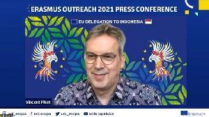 Uni Eropa Beri Beasiswa Erasmus kepada 139 Mahasiswa dan Dosen Indonesia