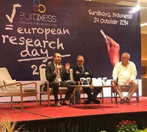 Dukungan Uni Eropa untuk Inovasi Riset Indonesia
