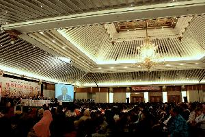 Usahid Jakarta  Lepas 428 Wisudawan