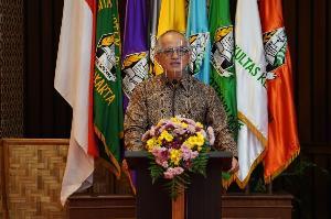 UKDW Yogyakarta Rayakan Dies Natalis di Tengah Pandemi