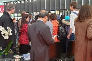 Indonesia Kembali Berpartisipasi di Pameran Buku BCBF di Bologna