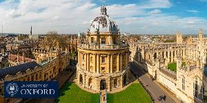 Beasiswa Program Master di University of Oxford
