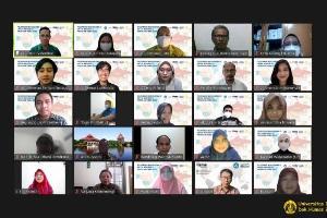 UI Lepas 92 Mahasiswa Beasiswa IISMA ke PT Asia-Eropa dan AS