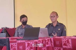 Inovasi RACHEL Dikenalkan Kepsek  SMPN 6 Padang untuk Kemudahan PJJ