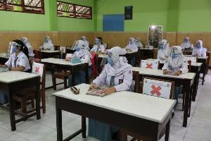 Pemkot Depok Mulai Terapkan Pembelajaran Tatap Muka Terbatas