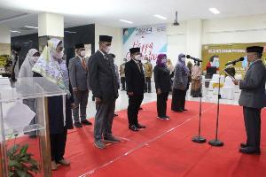 Usahid Jakarta Lantik Dekan dan Direktur Masa Jabatan 2021-2025