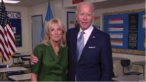 Jill Jacobs Biden, Kisah Seorang Guru yang Siap Jadi Ibu Negara AS