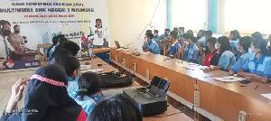 225 Pelajar Kelas XI SMKN 3 Maumere Ikut Pembekalan Persiapan Prakerin