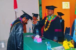2021, Oyo Papua Foundantion Teminabuan Berhasil Wisudakan  66 Mahasiswa