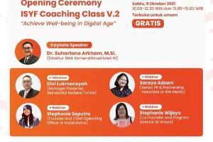 Dorong Potensi Pelajar di Indonesia, SYF Gelar ICC V.2