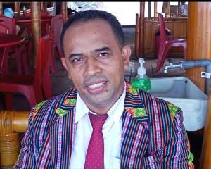 Adelino Soares Nahkodai DPW IKA STKS Poltekesos Bandung-NTT 5 Periode 2021-2025