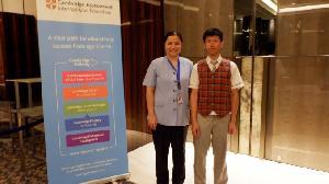 Pelajar Indonesia Raih Penghargaan Terbaik di Ajang Cambridge International