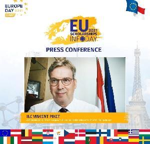 Cari Peluang Beasiswa dan Belajar di Uni Eropa? Yuk Kunjungi EU-Indonesia Scholarships Info Day 2021