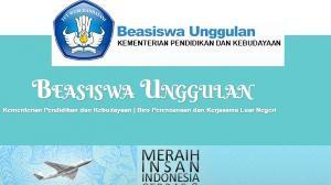Buruan, Kemendikbud Buka Pendaftaran Seleksi  Beasiswa Unggulan