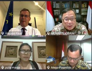 European Research Days, Peluang Pakar Indonesia  Menumbuhkan Karir Riset di Eropa