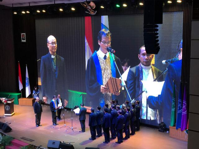 Sri Widiyantoro Terpilih Sebagai  Rektor Universitas Kristen Maranatha,  Periode 2020-2024
