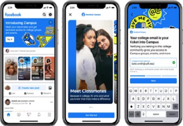 Online Campus, Komunitas Maya Para Mahasiswa Besutan Facebook
