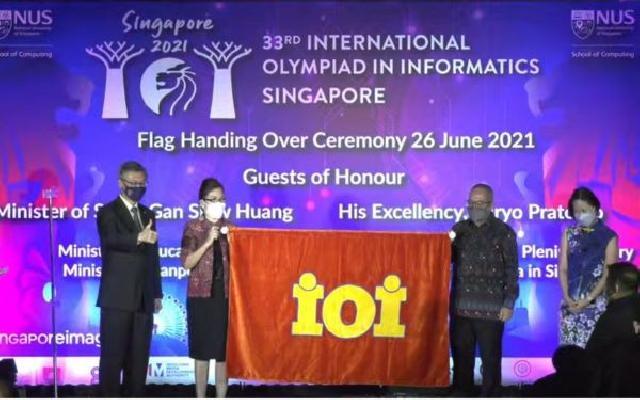 Indonesia Siap Jadi Tuan Rumah International Olympiad in Informatics