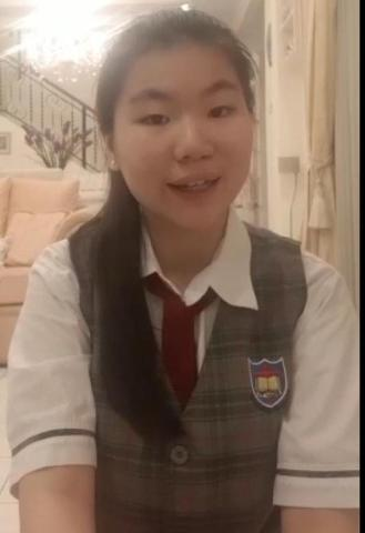 Bianca Haidi, Siswi SMAK PENABUR Kota Wisata Raih Juara 1 Storytelling di ALSA