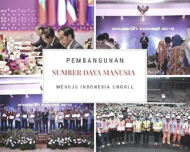 Presiden Mulai Rintis Pengembangan SDM Unggul