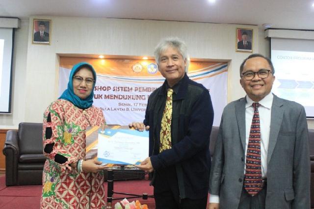 Prof. Nugroho Sukamdani: Inkubator Bisnis Usahid Hasilkan Start-up Unggul