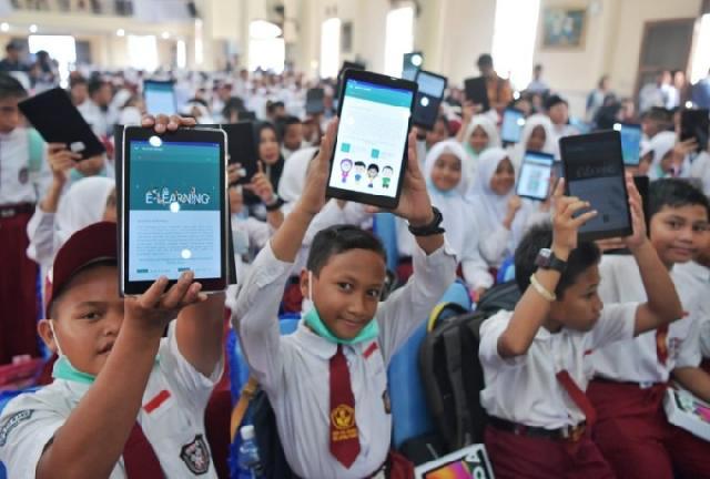 Digitalisasi Sekolah Harus Dibarengi Kompetensi Guru di Bidang Teknologi