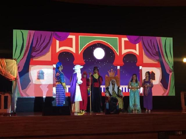 Penampilan Memukau Siswa SMAK BPK PENABUR Kota Wista, Sajikan Kisah Aladdin - Jasmin