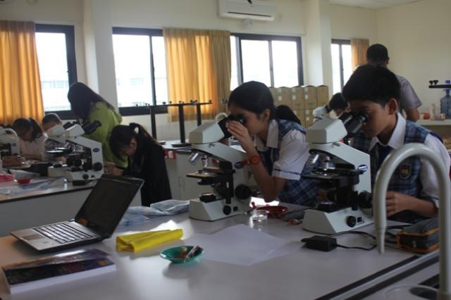 Science Club  BPK PENABUR, untuk Mencetak Talenta Brilian