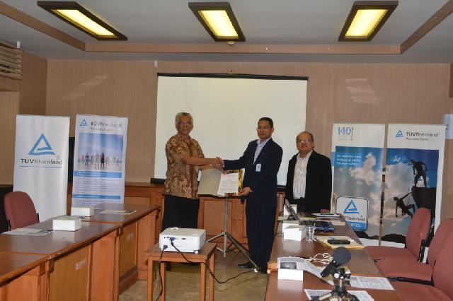 FTUI dan TUV  Rheinland Indonesia Luncurkan Dua Sertifikasi Profesi