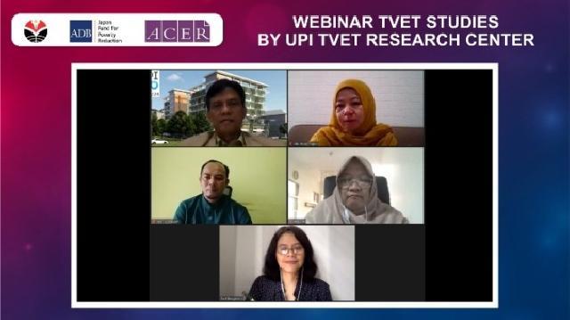 Revolusi 'Blended Learning' dan Pendekatan Merdeka Belajar, Ini Hasil Penelitian Pusat Riset TVET RC UPI