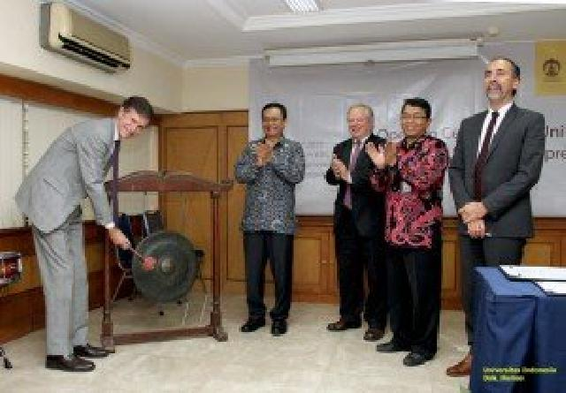FTUI Resmikan Kantor Perwakilan Universitas dari Amerika Pertama di Indonesia