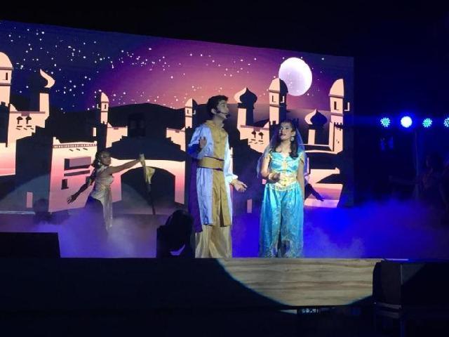 Penampilan Terbaik Siswa BPK PENABUR Kota Wisata di Pentas Drama Musikal