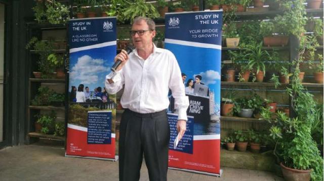 Beasiswa Chevening Dibuka, Wakil Dubes Ajak Masyarakat Daftarkan Diri