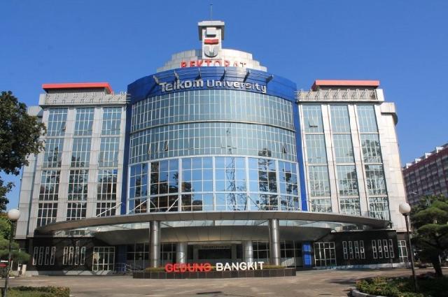 Telkom University, PTS Terbaik  di Indonesia