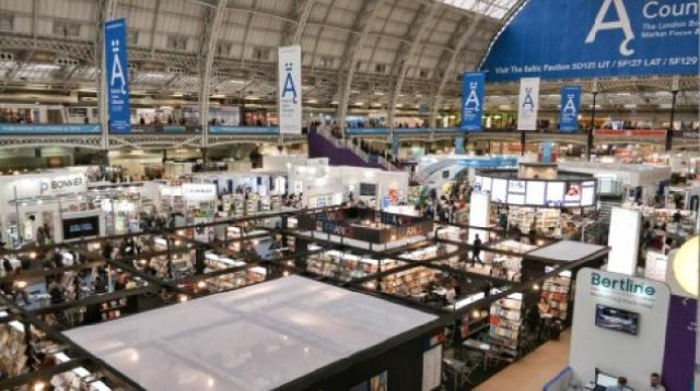 Karya Penulis Indonesia Tampil di  London Book Fair 2019