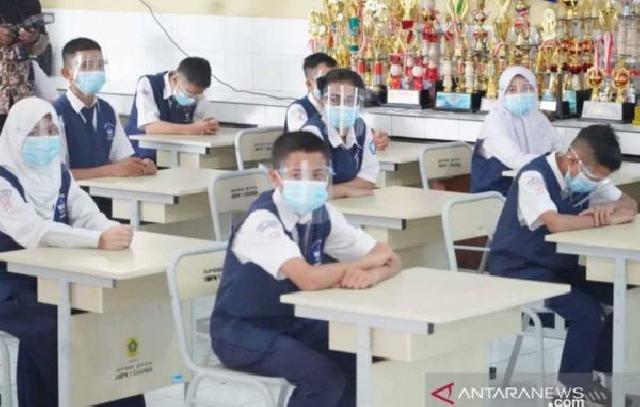 Anak dengan Penyakit Komorbid, Bolehkah Belajar Tatap Muka di Sekolah?