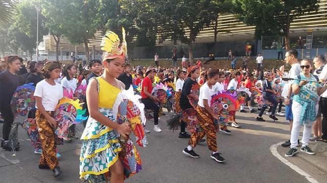 Gelaran Batik Carnival, Kekuatan Budaya Anak Indonesia