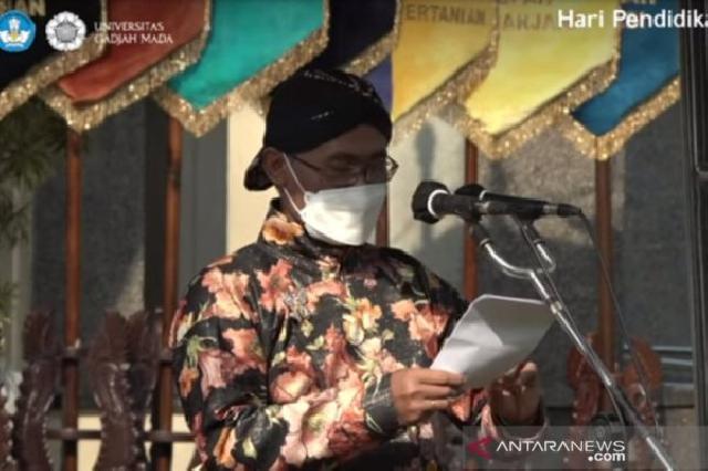 Rektor UGM Tak Ingin Program Merdeka Belajar Hasilkan Sarjana Generalis