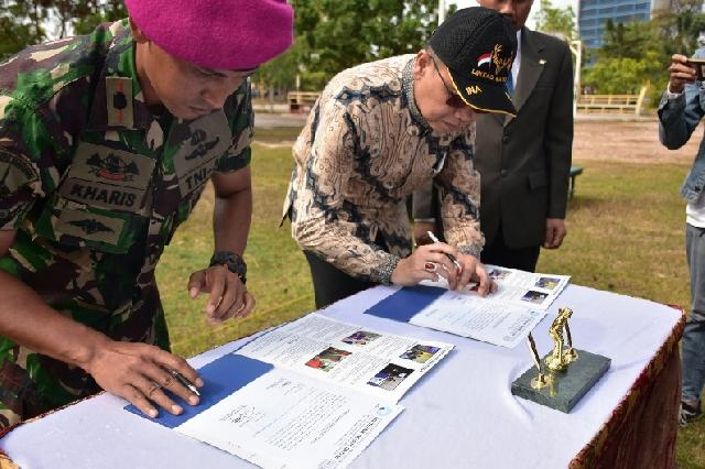 Jalin Kerja Sama Lion Group, Polibatam Bangun Kapasitas Karyawan PT Batam Teknik