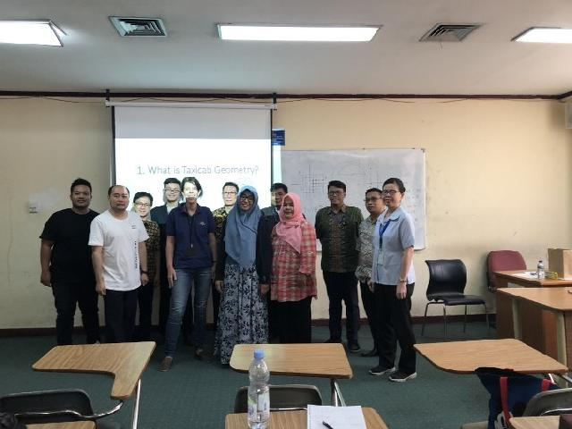 UPH Kembangkan Matematika untuk Permudah Penggunaan Aplikasi