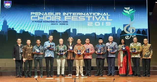 BPK PENABUR Jakarta Sukses Menggelar Festival Paduan Suara Tingkat Internasional ke Empat Kalinya