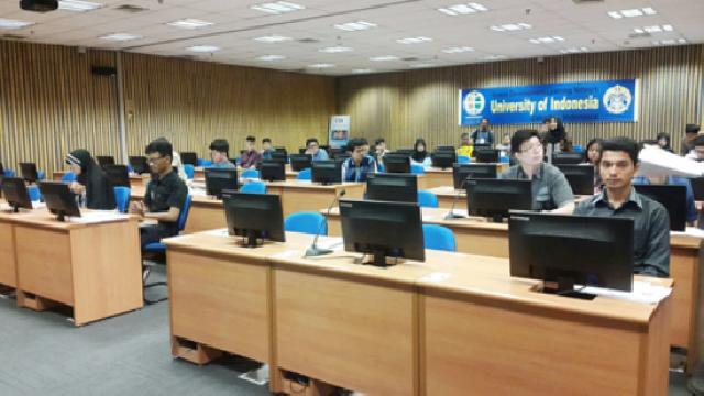 UI Siapkan 3.860 Unit Komputer untuk Pendaftaran UTBK SBMPTN