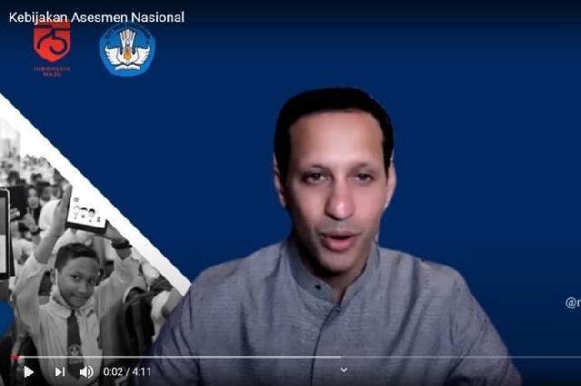 Pengganti UN 2021, Ini 3 Aspek yang Akan Diuji