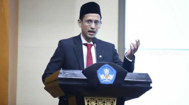 Menteri Nadiem Pastikan UTBK Tetap Diselenggarakan
