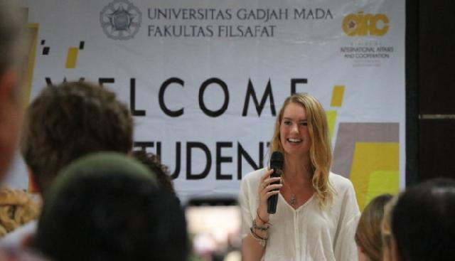 Mahasiswa Amerika Antusias Pelajari Nilai Budaya Indonesia