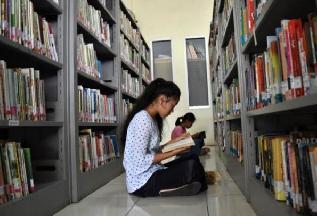 Literasi Belum Merata di Setiap Provinsi